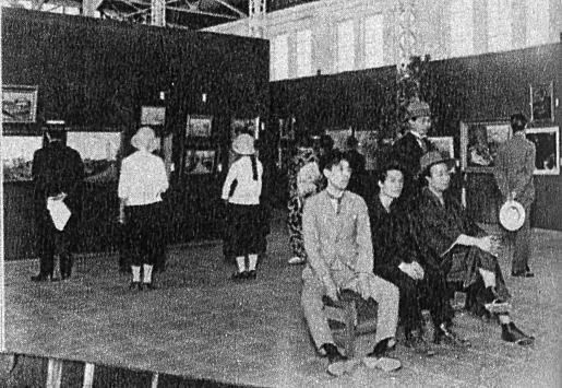 1930年協会第二回展.jpg