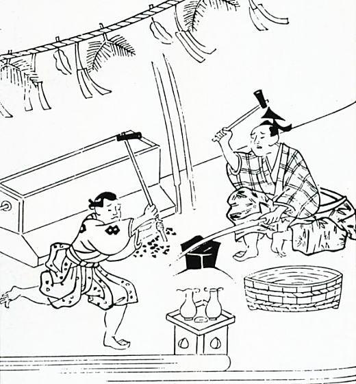 「正月揃」正月仕事始図1688.jpg