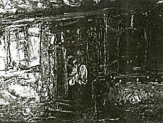 「満州の床屋」1933.jpg