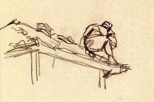 『屋根の上の職人』(No.22).jpg