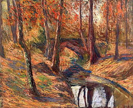 『秋の風景』1922頃.jpg