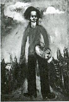 パレットを持てる自画像1924.jpg