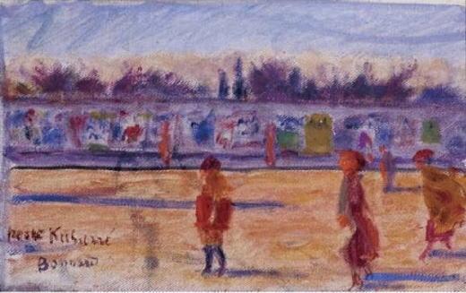 ボナール「パリの朝」1920頃.jpg