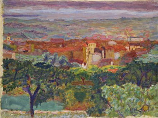 ボナール「ル・カネの風景」1924頃.jpg