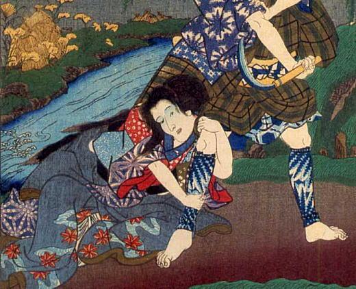 三代豊国「与右衛門女房かさね」1857部分.jpg