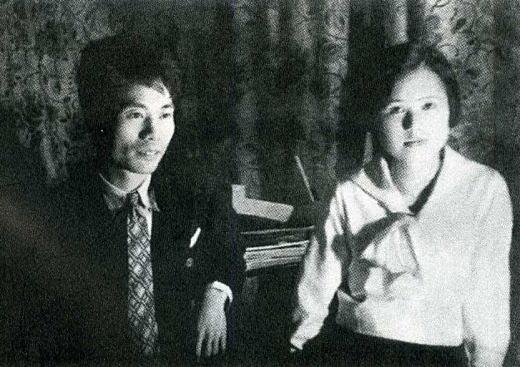 上野・小坂夫妻(大宅壮一撮影)1939.jpg