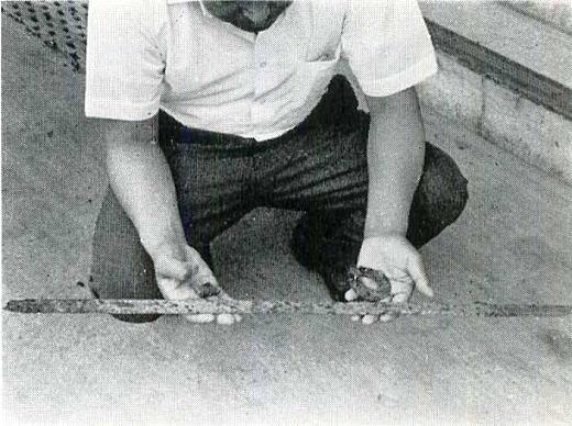 下落合横穴古墳鉄刀1967.jpg