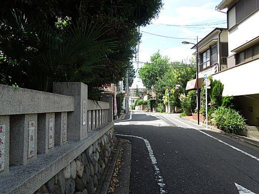 下落合雑司ヶ谷道.JPG