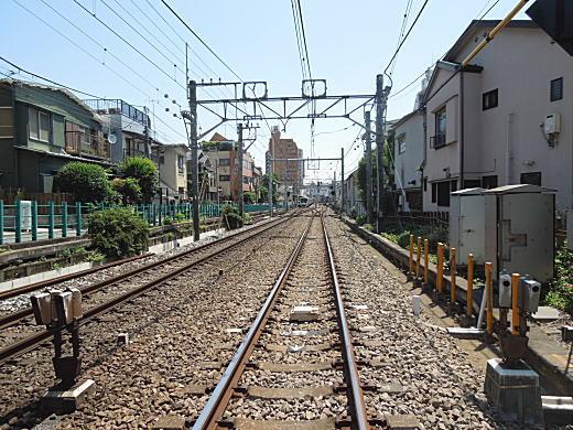 中井駅西から.JPG