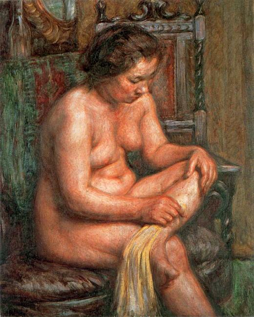 中村彝「裸体」191608.jpg