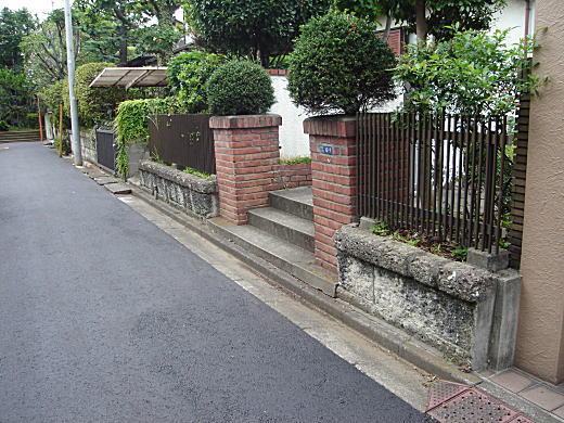 会津八一邸跡(文化村).JPG