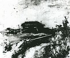 佐伯祐三「下落合風景」1926頃.jpg
