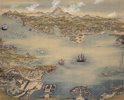 円山応挙「長崎港之図」1792.jpg