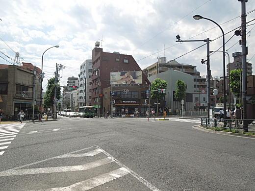 十三間道路(目白通り).JPG