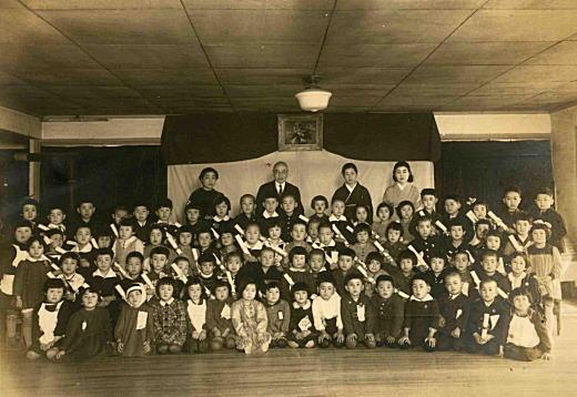 卒園式1945.jpg