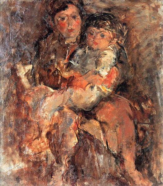 吉岡憲「母子」1948.jpg