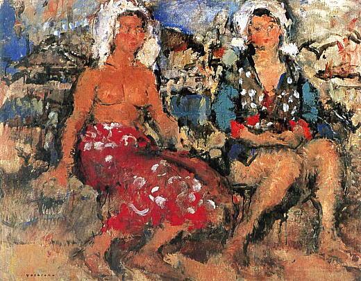 吉岡憲「海女」1955.jpg