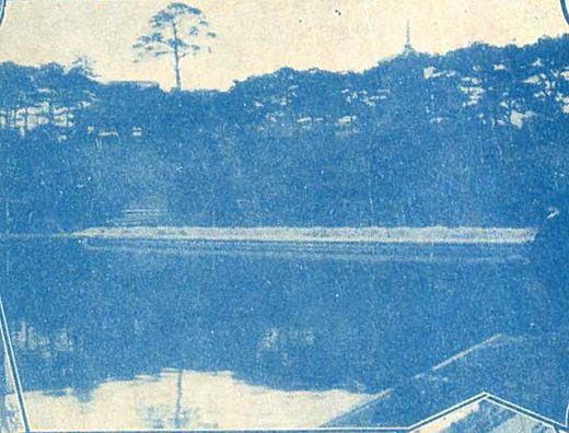 哲学堂と遊楽園プール.jpg