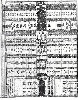 嘉永版大蒲焼番付1852.jpg