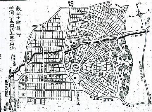 大船田園都市開発計画図1.jpg