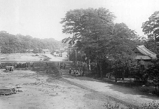 大鳥社から向山1933.jpg