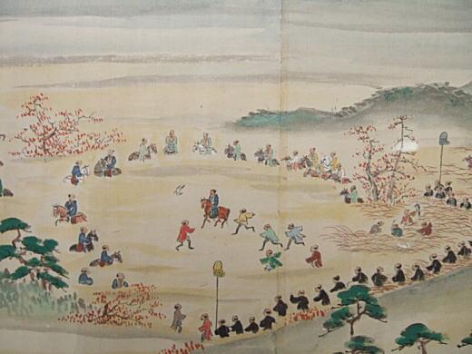 将軍家駒場鷹狩図1786.jpg