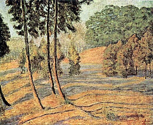 小島善太郎「戸山ヶ原風景」1911.jpg