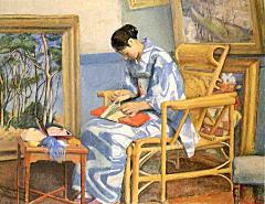 小島善太郎「編物」1927.jpg