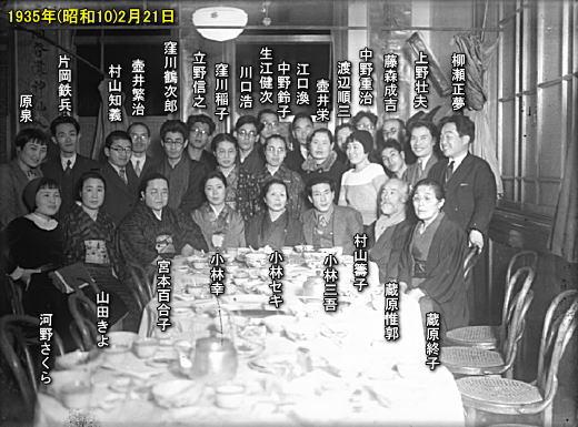 小林多喜二を偲ぶ会1935.jpg