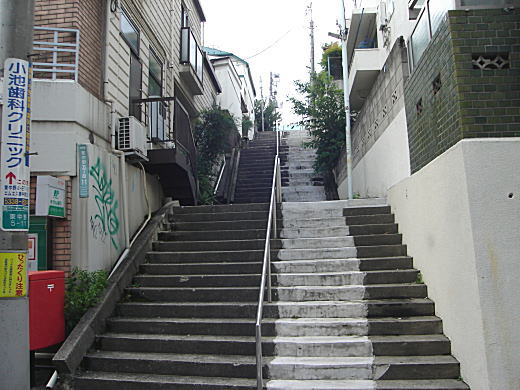 小滝台バッケ階段.JPG