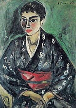 峰村リツ子「女の肖像」1930.jpg
