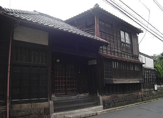 市谷加賀町住宅(幕末).JPG