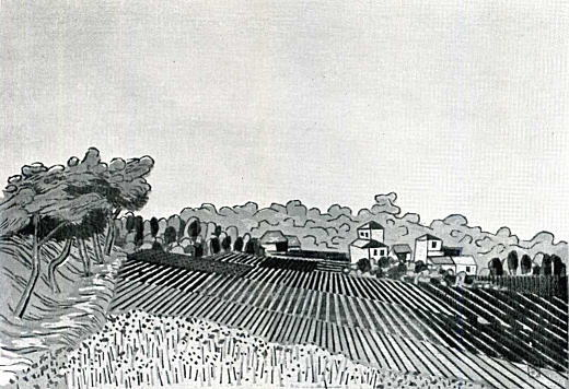 平塚運一「代々木風景」1931.jpg