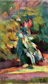 庭の一隅1916.jpg