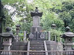 彰義隊墓.JPG