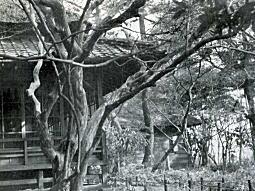 徳富蘆花旧居跡1955頃.jpg