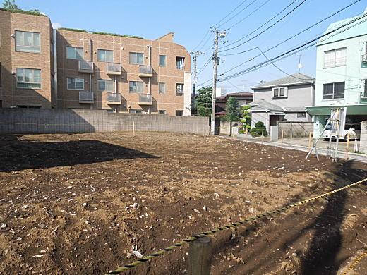 整地九条武子邸跡.JPG