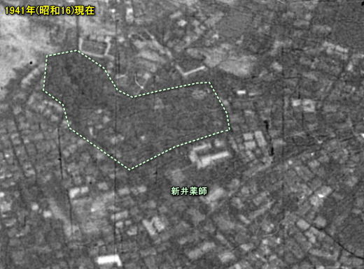 新井薬師公園1941.jpg