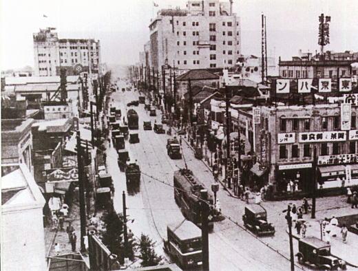 新宿通り1932.jpg