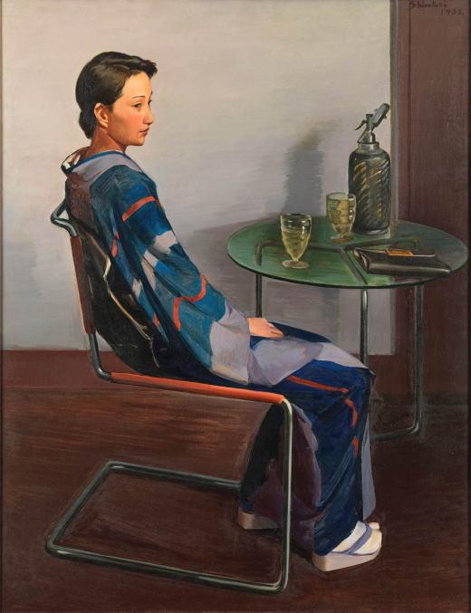 新海覚雄「椅子に座る女」1937.jpg