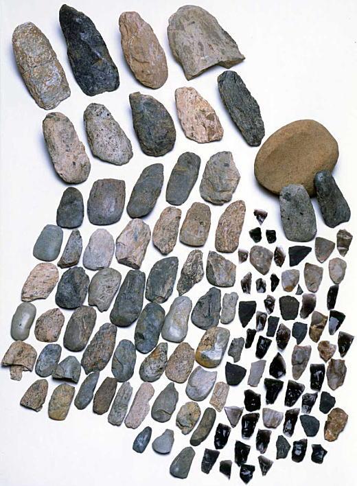 日向林B遺跡磨製石器.jpg