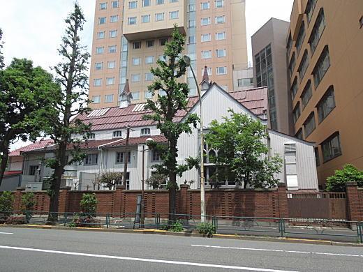 日本女子大学成瀬記念講堂.JPG