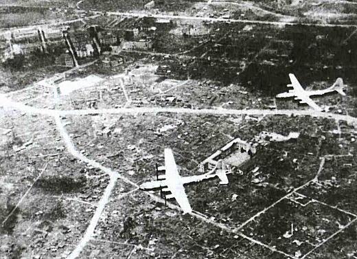 早稲田上空1945.jpg