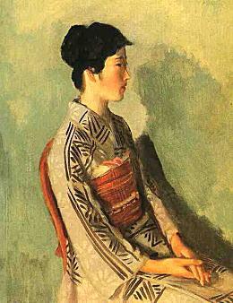 木下孝則「女優の像」1926.jpg