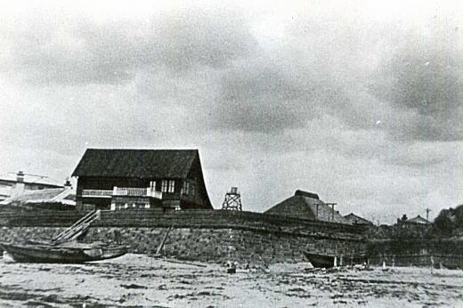 材木座海岸1921.jpg