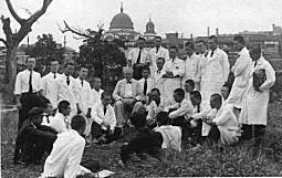 東京高等歯科医学校本館中庭1935.jpg