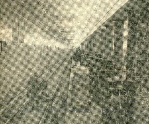 東西線落合駅工事中196602.jpg