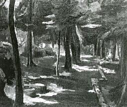 松下春雄木蔭1928.jpg