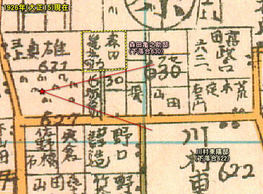森田亀之助邸1926.jpg