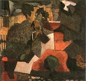 横井礼以「庭」1925.jpg